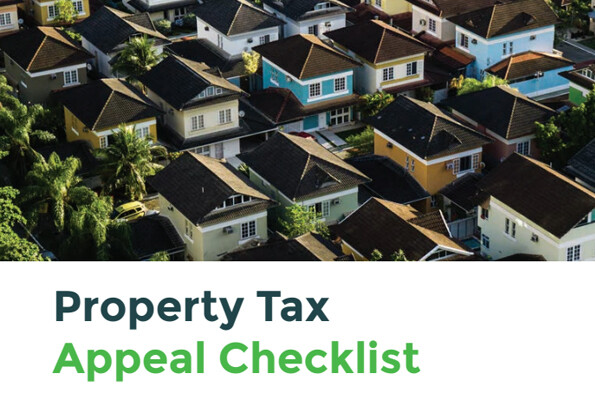 31 Point Property tax Appeal Checklist