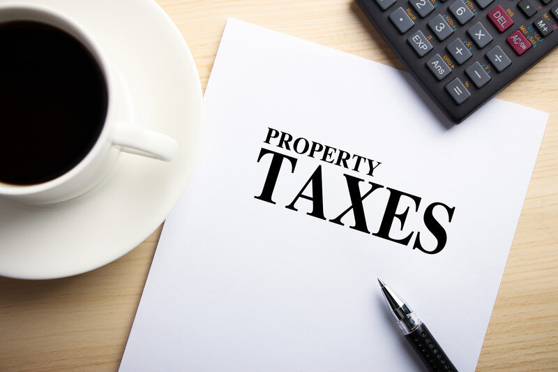 property tax terms