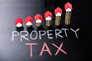 property tax appeal personal property tax deduction